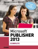 Microsoft Publisher 2013: Complete  2013 edition cover