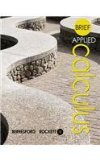 Applied Calculus:   2015 edition cover
