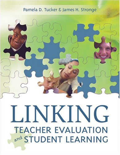 Linking Teacher Evaluation and Student Learning   2005 edition cover