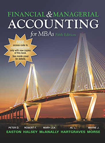 FINANCIAL+MANAGERIAL...F/MBA'S-W/ACCESS N/A 9781618532329 Front Cover