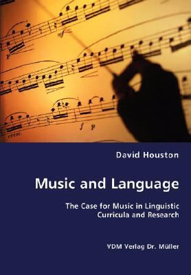 Music and Language N/A 9783836471329 Front Cover