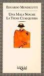 Mala Noche la Tiene Cualquiera  2nd 2001 9788472238329 Front Cover