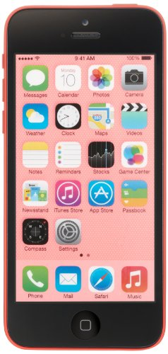 Apple iPhone 5c - 16GB - Pink (AT&T) product image