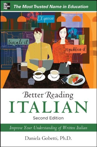 Better Reading Italian  2nd 2012 edition cover