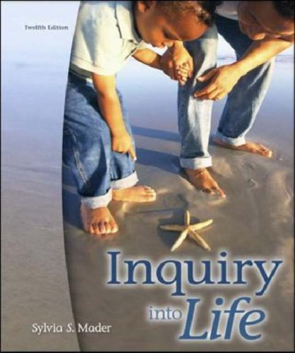 Inquiry into Life  12th 2008 (Revised) edition cover