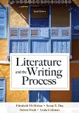 Literature and the Writing Process PLUS MyLiteratureLab -- Access Card Package  10th 2014 edition cover