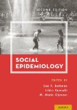 Social Epidemiology  2nd 2014 edition cover