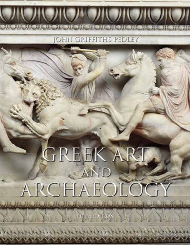 Greek Art and Archaeology  5th 2012 edition cover