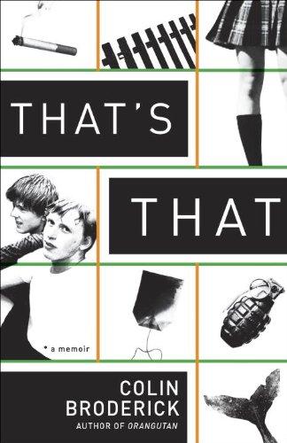 That's That A Memoir  2014 edition cover