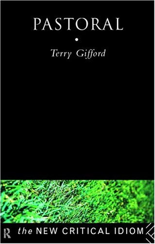 Pastoral   1999 9780415147330 Front Cover