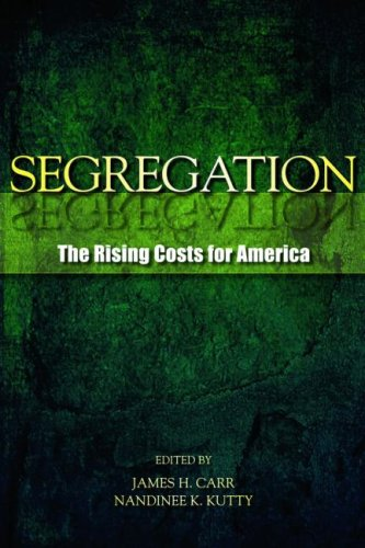 Segregation The Rising Costs for America  2008 edition cover