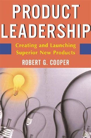 Product Leadership Pathways to Profitable Innovation 2nd 2005 edition cover