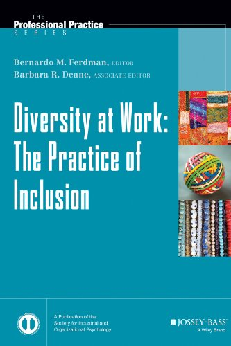 Diversity at Work The Practice of Inclusion  2014 edition cover