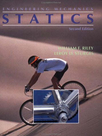 Engineering Mechanics Statics 2nd 1996 (Revised) edition cover