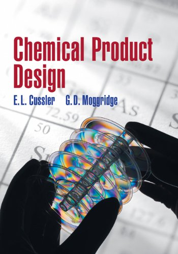 Chemical Product Design   2001 edition cover