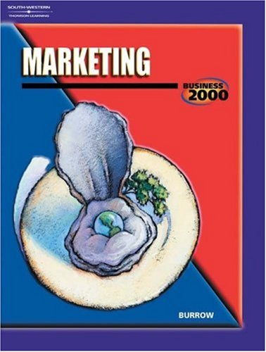 Marketing   2003 9780538431330 Front Cover