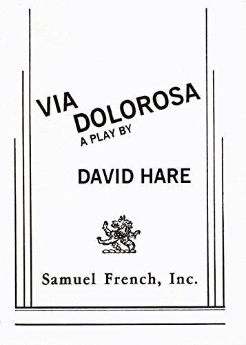 VIA DOLOROSA 1st 9780573627330 Front Cover