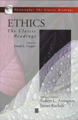 Ethics   1998 edition cover