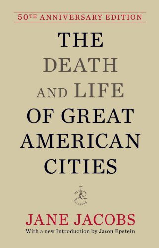 Death and Life of Great American Cities  50th 2011 edition cover