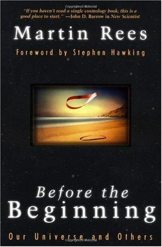 Before the Beginning Our Universe and Others N/A edition cover