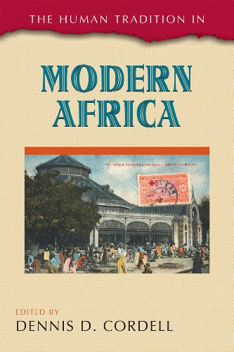 Human Tradition In Modern Africa   2012 9780742537330 Front Cover