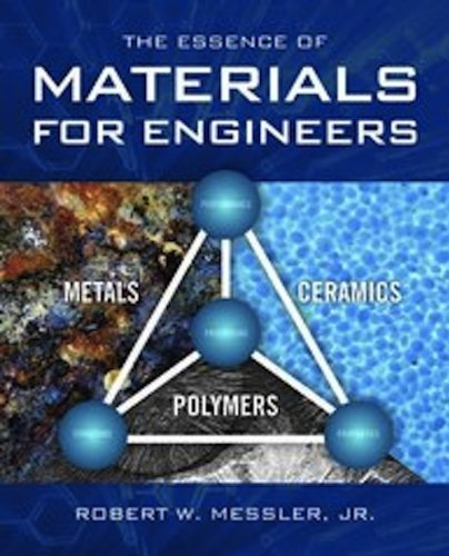 Essence of Materials for Engineers   2011 (Revised) edition cover