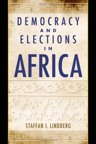 Democracy and Elections in Africa   2006 edition cover