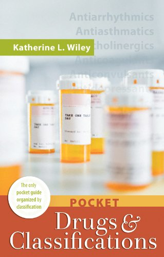 Pocket Drugs and Classifications  N/A edition cover