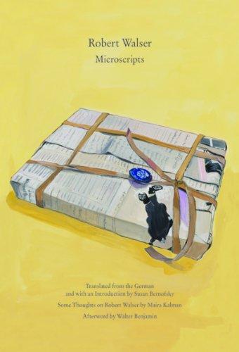 Microscripts   2012 edition cover
