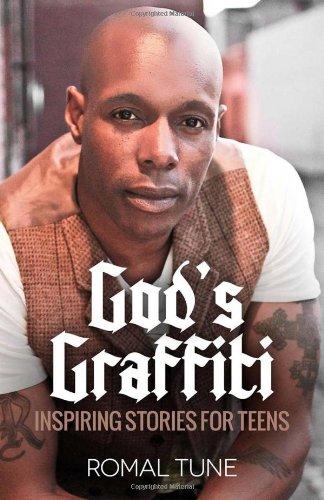 God's Graffiti: Inspiring Stories for Teens  2013 edition cover
