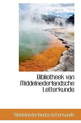 Bibliotheek Van Middelnederlandsche Letterkunde  2009 edition cover