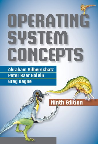 Operating System Concepts  9th 2013 9781118063330 Front Cover