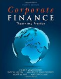 Corporate Finance Theory and Practice 4th 2014 9781118849330 Front Cover