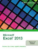 New Perspectives on Microsoft Excel 2013, Comprehensive 1st 2014 9781285169330 Front Cover
