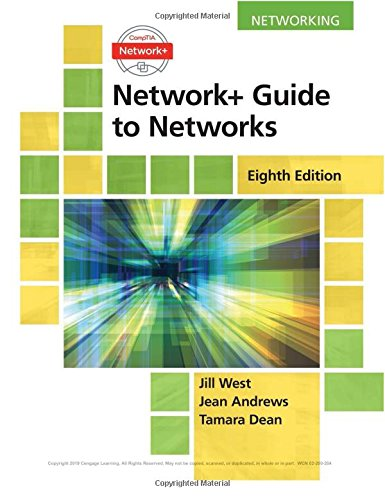 Network+ Guide to Networks:   2018 9781337569330 Front Cover