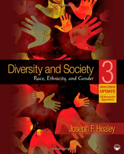 Diversity and Society Race, Ethnicity, and Gender 2011/2012  2012 (Revised) edition cover