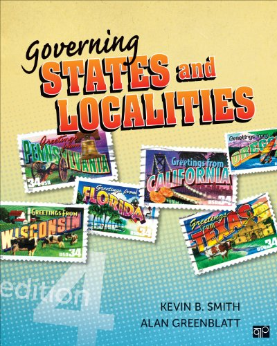 Governing States and Localities:   2013 edition cover
