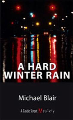 Hard Winter Rain A Joe Shoe Mystery  2004 9781550025330 Front Cover