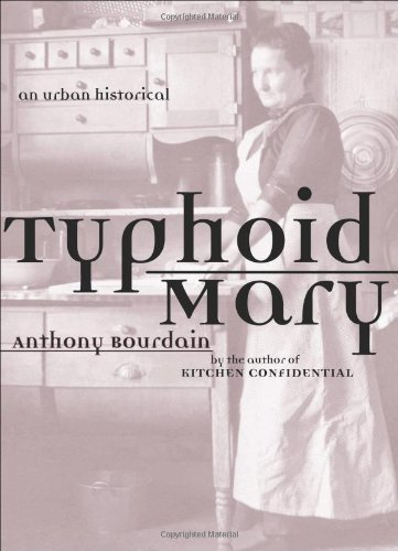 Typhoid Mary An Urban Historical  2001 edition cover