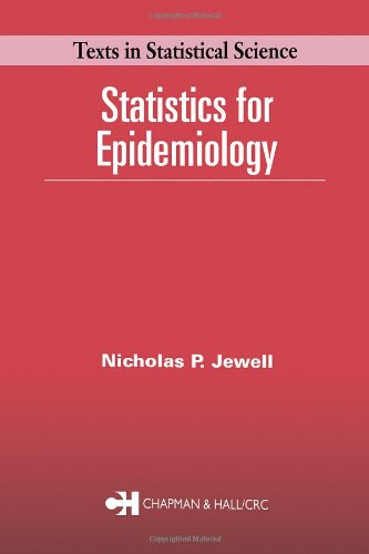 Statistics for Epidemiology   2004 edition cover