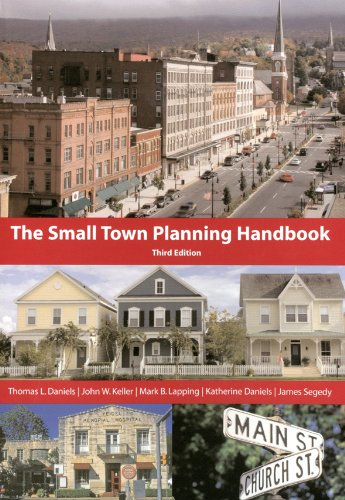 Small Town Planning Handbook, Third Edition  3rd 2007 edition cover