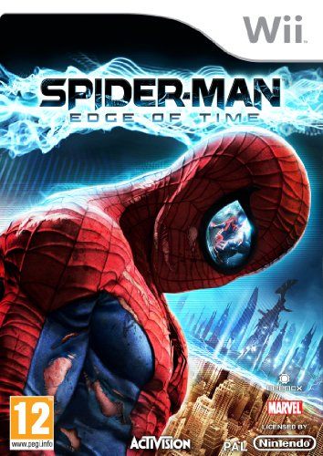 ACTIVISION Spider Man - Edge Of Time Sas (Wii) Nintendo Wii artwork