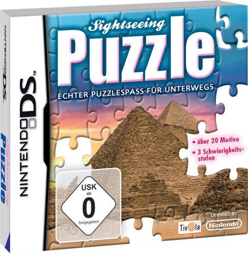 Puzzle - Sightseeing Nintendo DS artwork