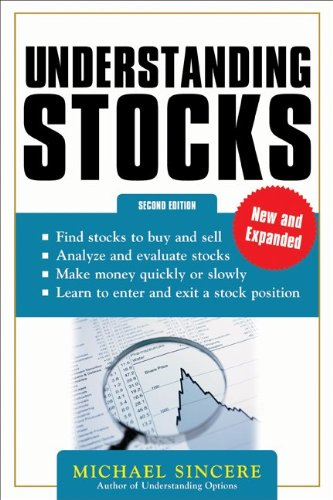 Understanding Stocks:   2014 edition cover