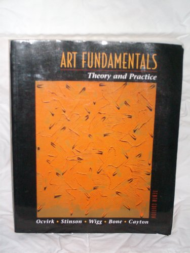 Art Fundamentals : Theory and Practice 10th 2006 edition cover