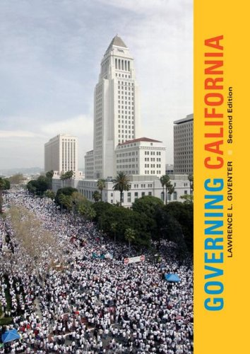 Governing California  2nd 2008 edition cover
