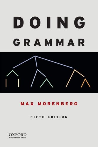 Doing Grammar  5th edition cover
