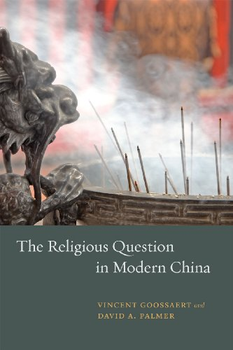 Religious Question in Modern China   2012 edition cover