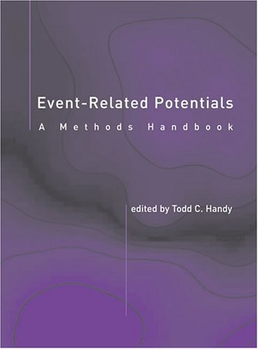 Event-Related Potentials A Methods Handbook  2004 9780262083331 Front Cover