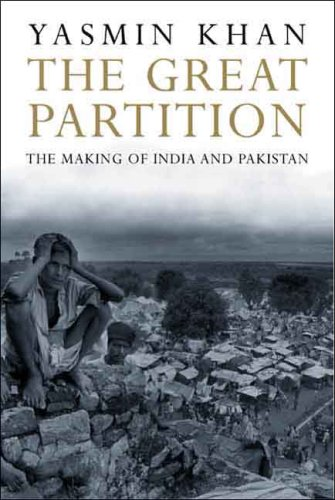 Great Partition The Making of India and Pakistan  2008 edition cover